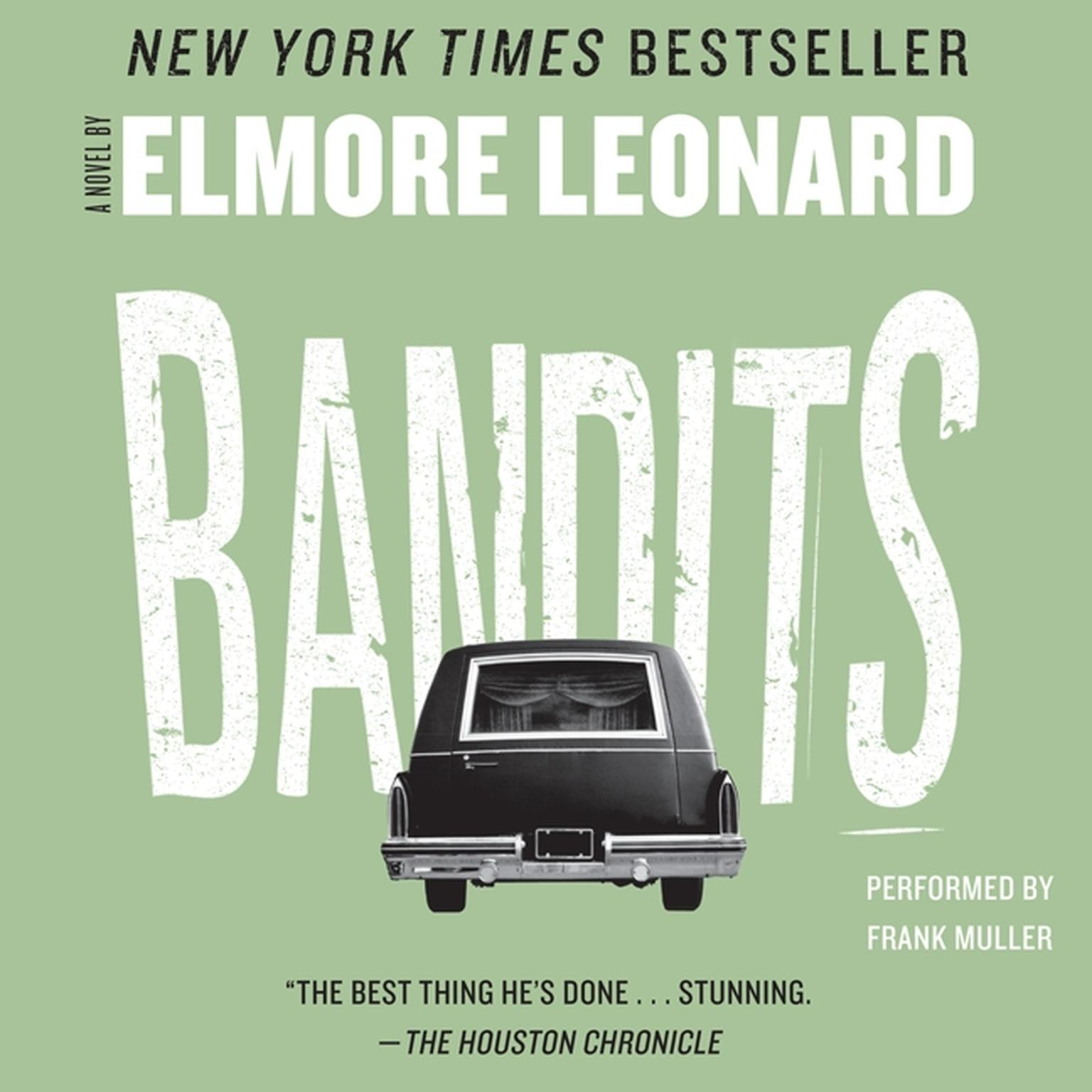 Printable Bandits Audiobook Cover Art