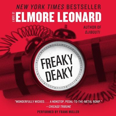 Freaky Deaky Audiobook, by