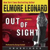 Out of Sight: A Novel Audiobook, by Elmore Leonard