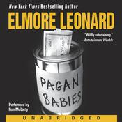 Pagan Babies Audiobook, by Elmore Leonard