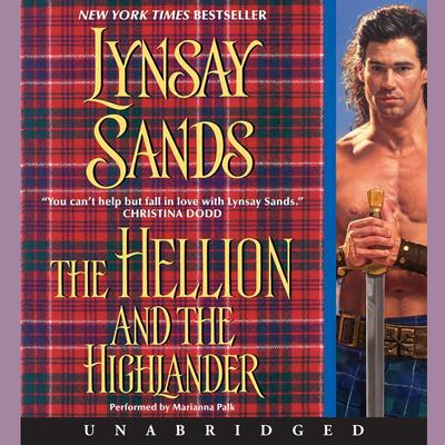 The Hellion and the Highlander Audiobook, by Lynsay Sands