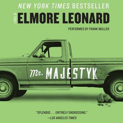 Mr. Majestyk Audiobook, by