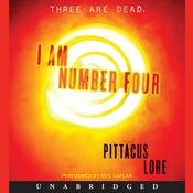 I Am Number Four, by Pittacus Lore