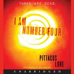 I Am Number Four Audiobook, by
