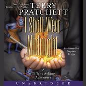 I Shall Wear Midnight, by Terry Pratchett