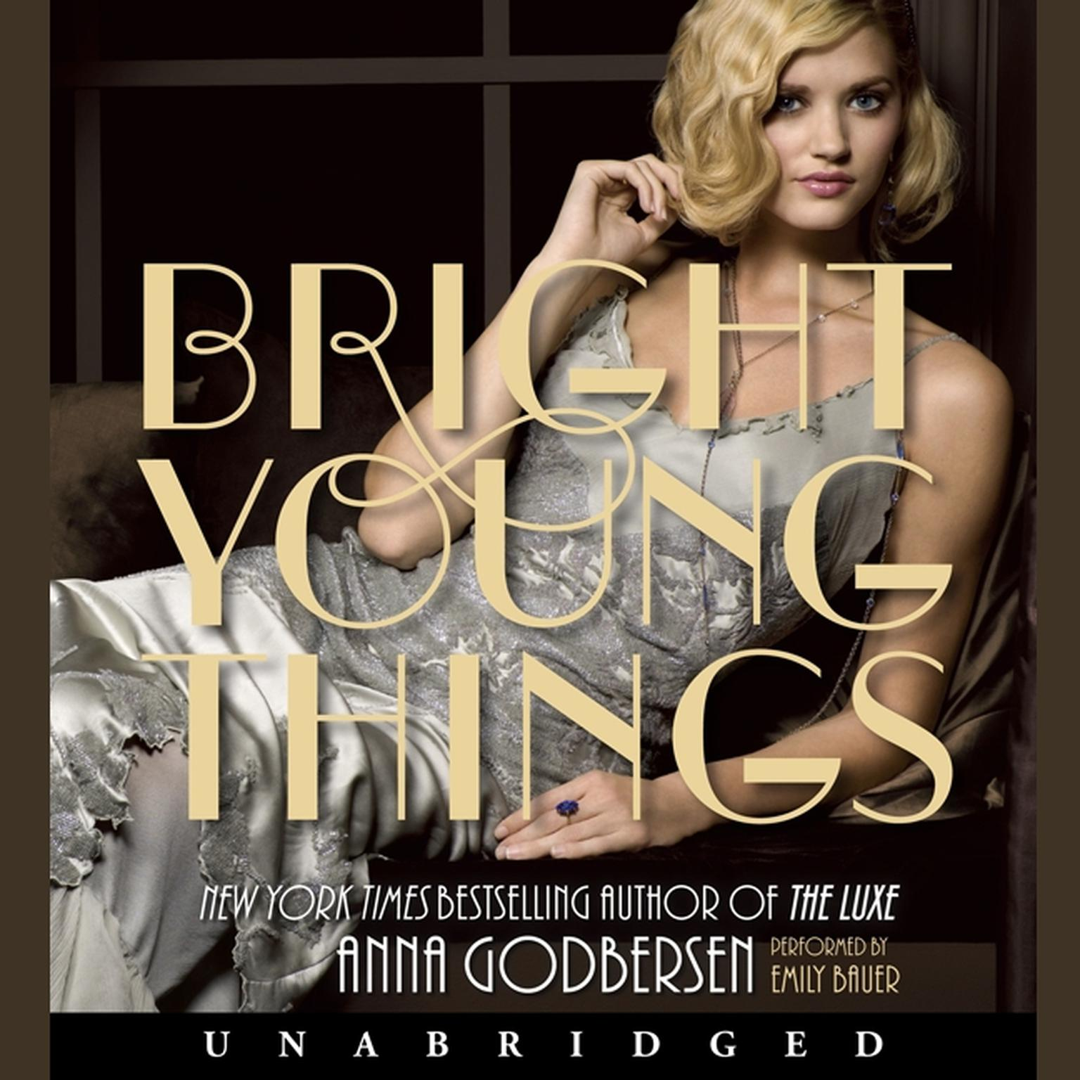 Printable Bright Young Things Audiobook Cover Art