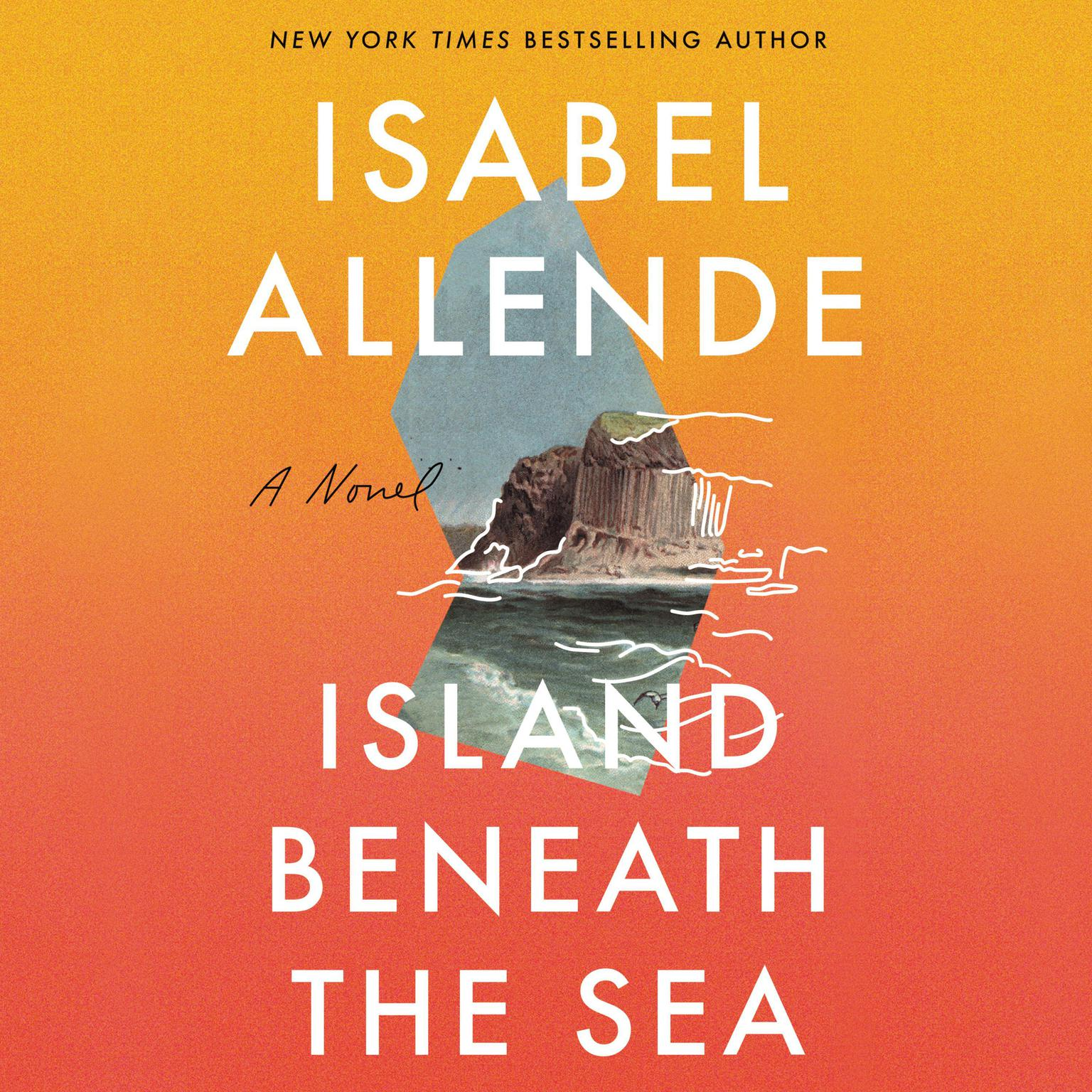 Printable Island Beneath the Sea: A Novel Audiobook Cover Art