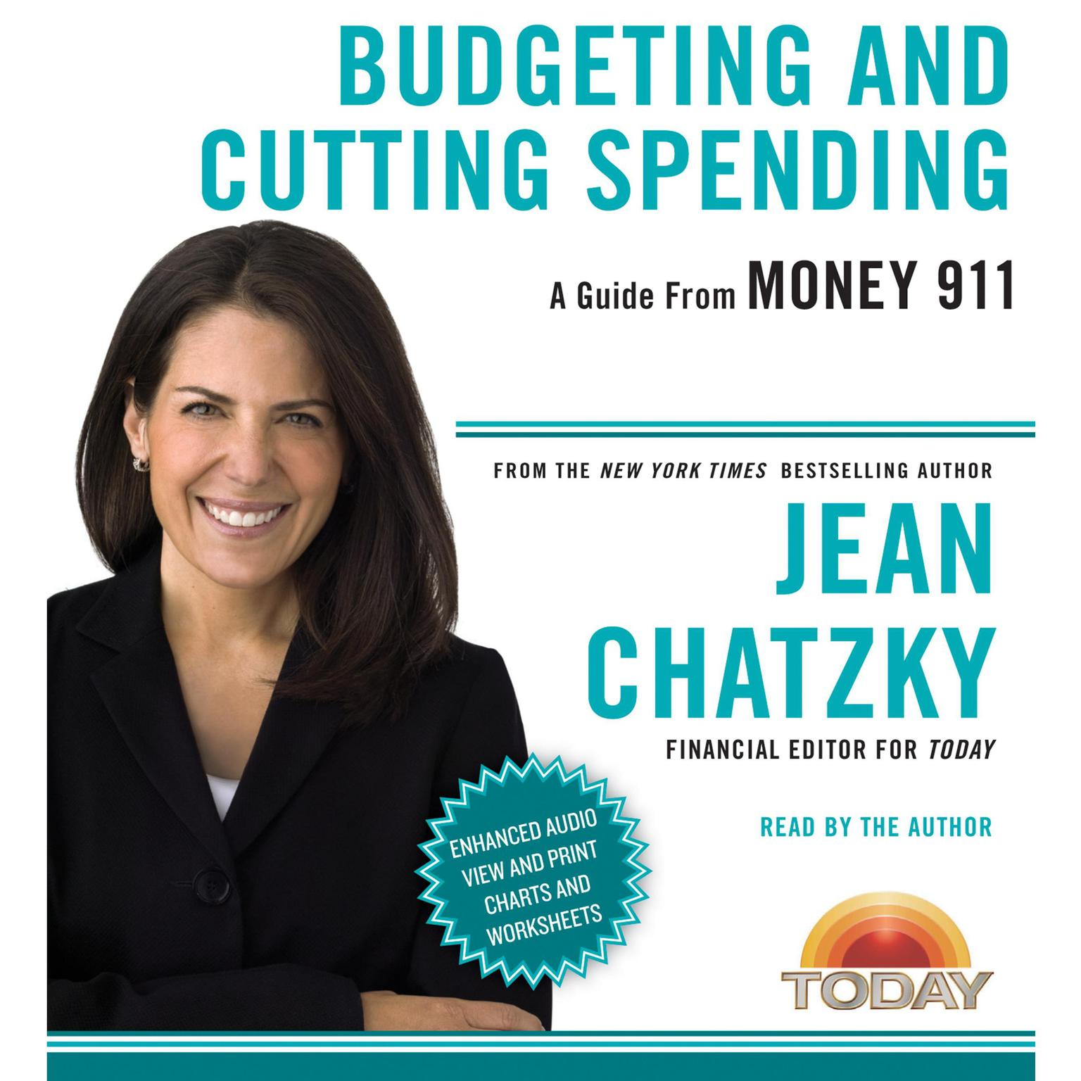 Printable Money 911: Budgeting and Cutting Spending Audiobook Cover Art