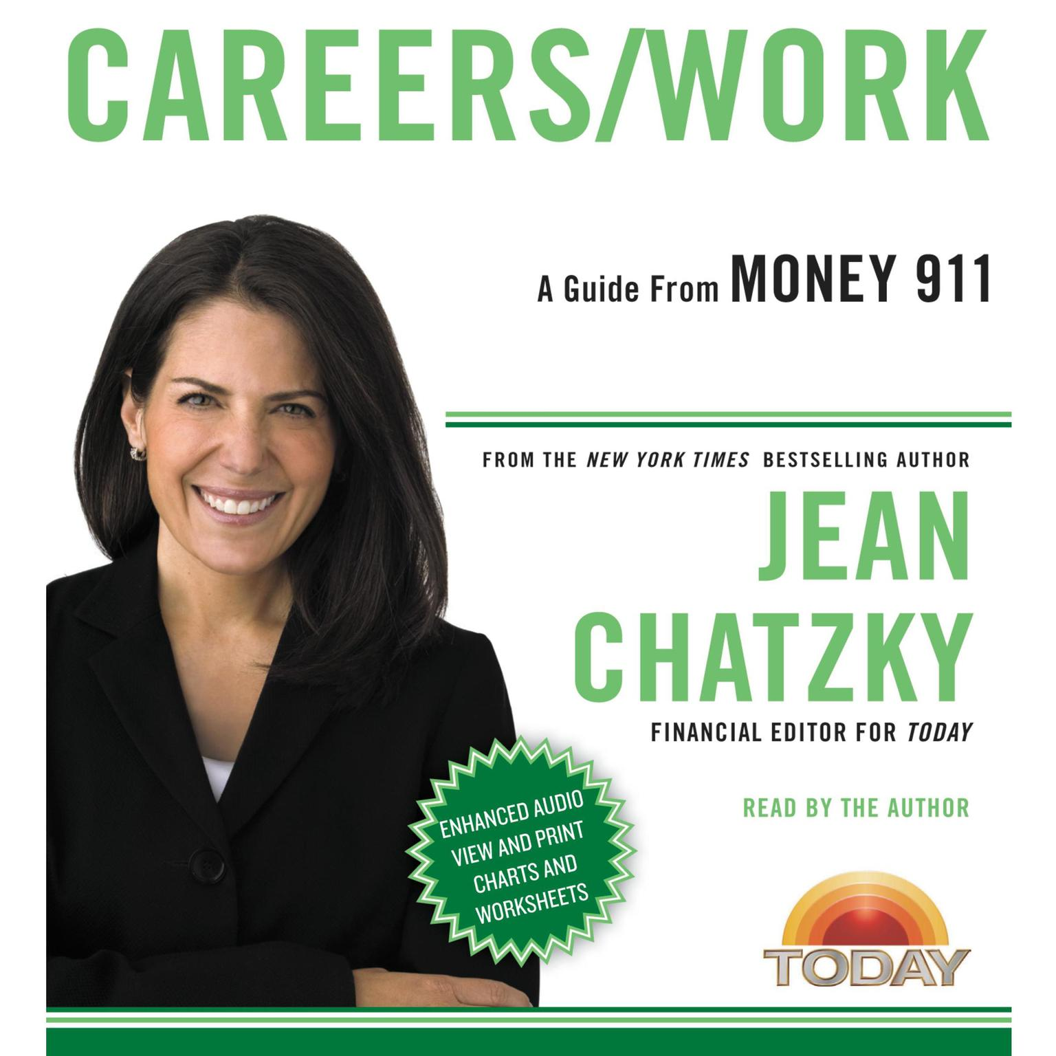 Printable Money 911: Careers/Work Audiobook Cover Art