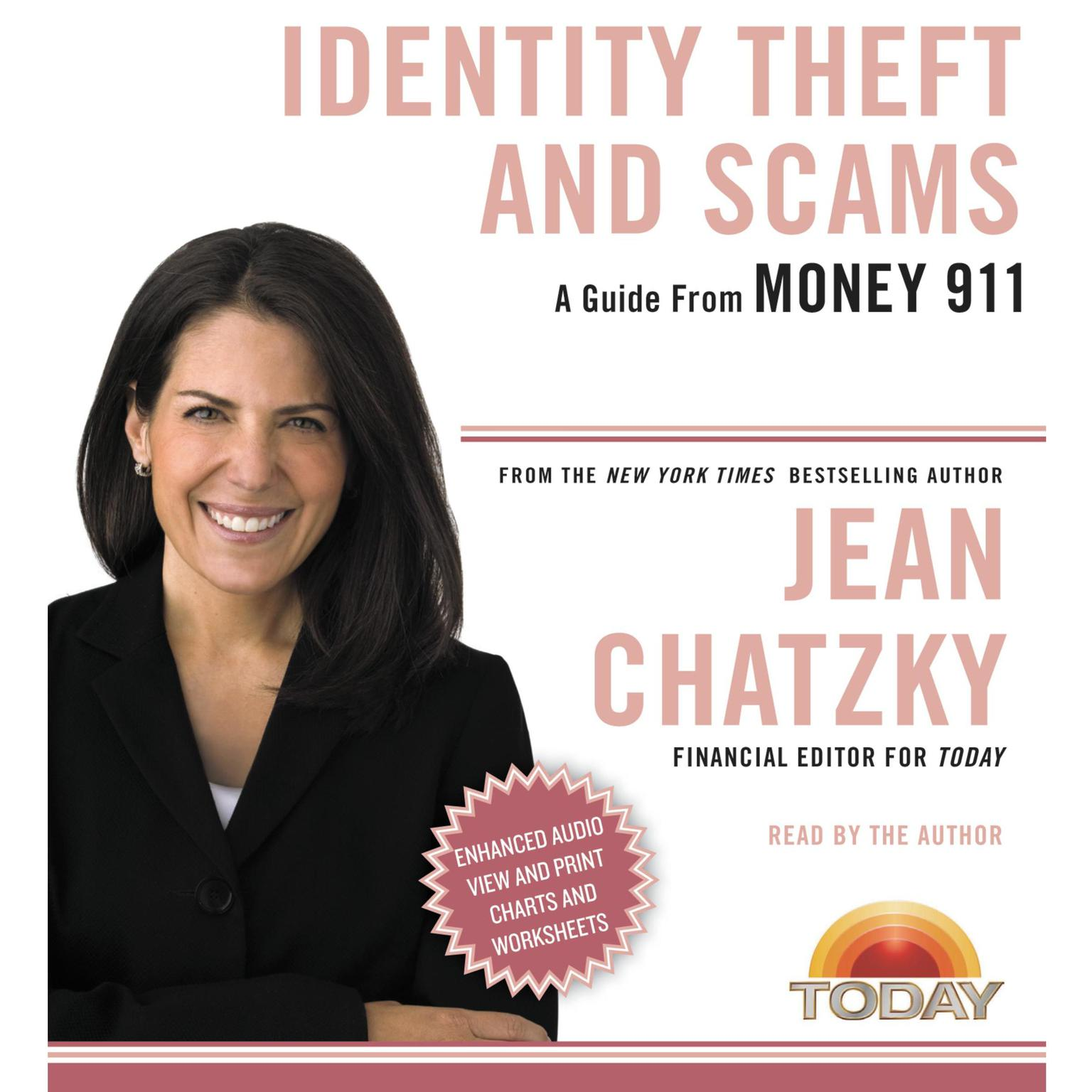 Printable Money 911: Identity Theft and Scams Audiobook Cover Art