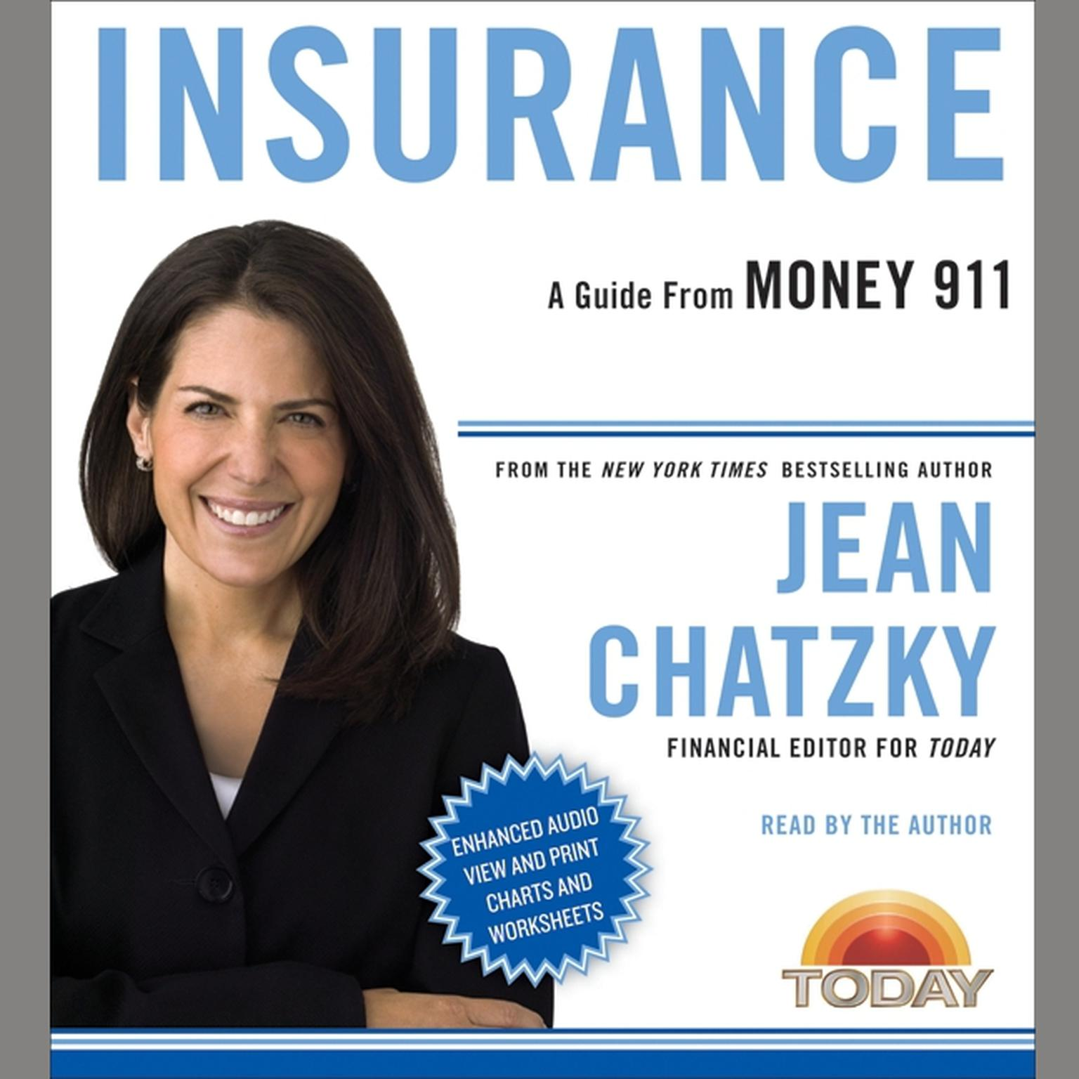 Printable Money 911: Insurance Audiobook Cover Art