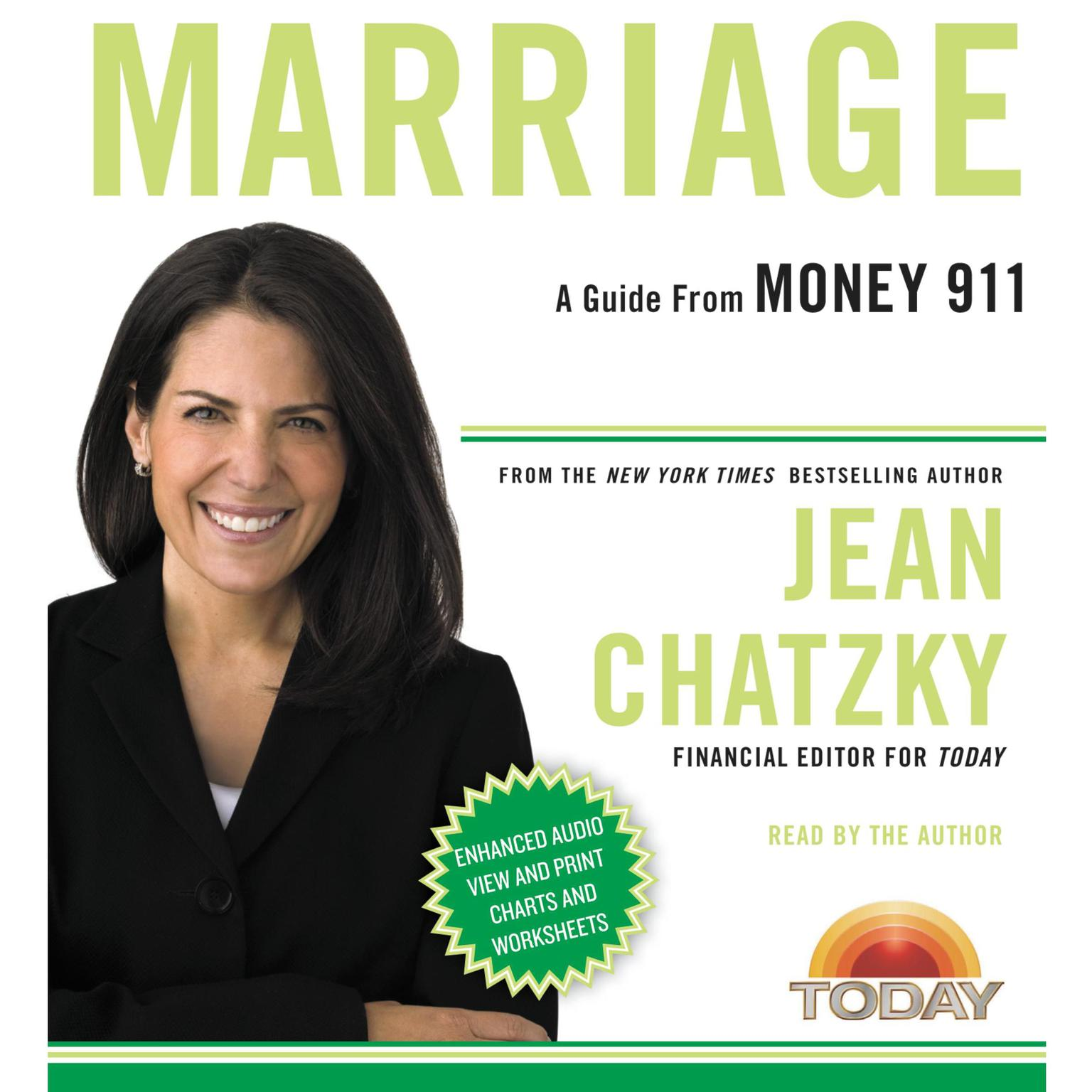 Printable Money 911: Marriage Audiobook Cover Art