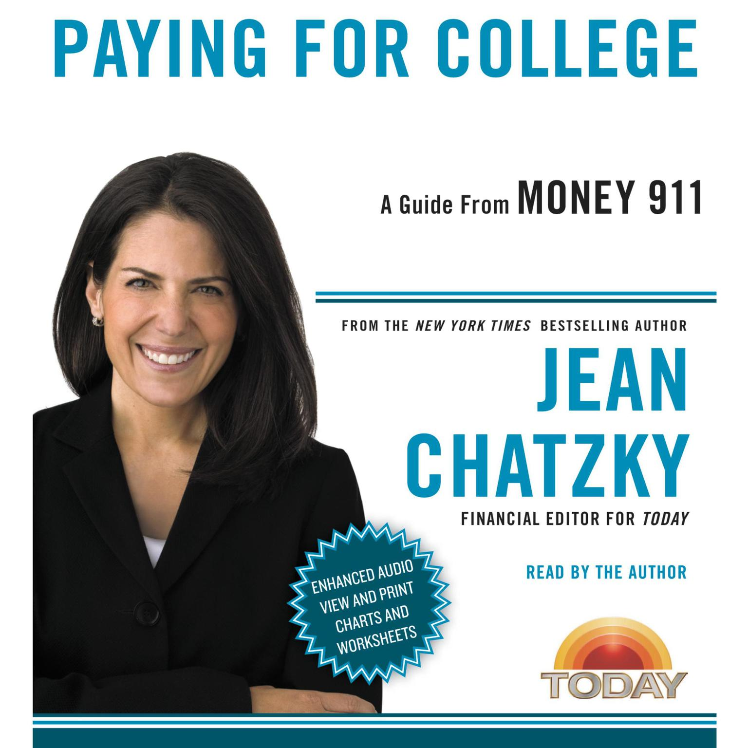 Printable Money 911: Paying for College Audiobook Cover Art