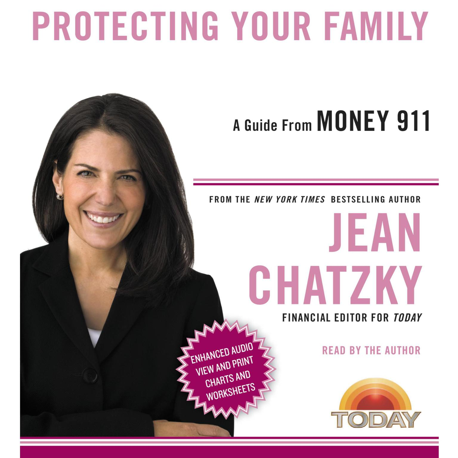 Printable Money 911: Protecting Your Family Audiobook Cover Art