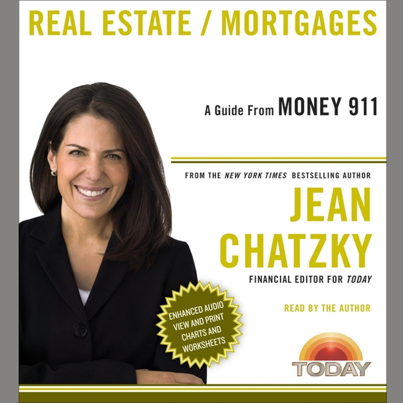Printable Money 911: Real Estate/Mortgages Audiobook Cover Art