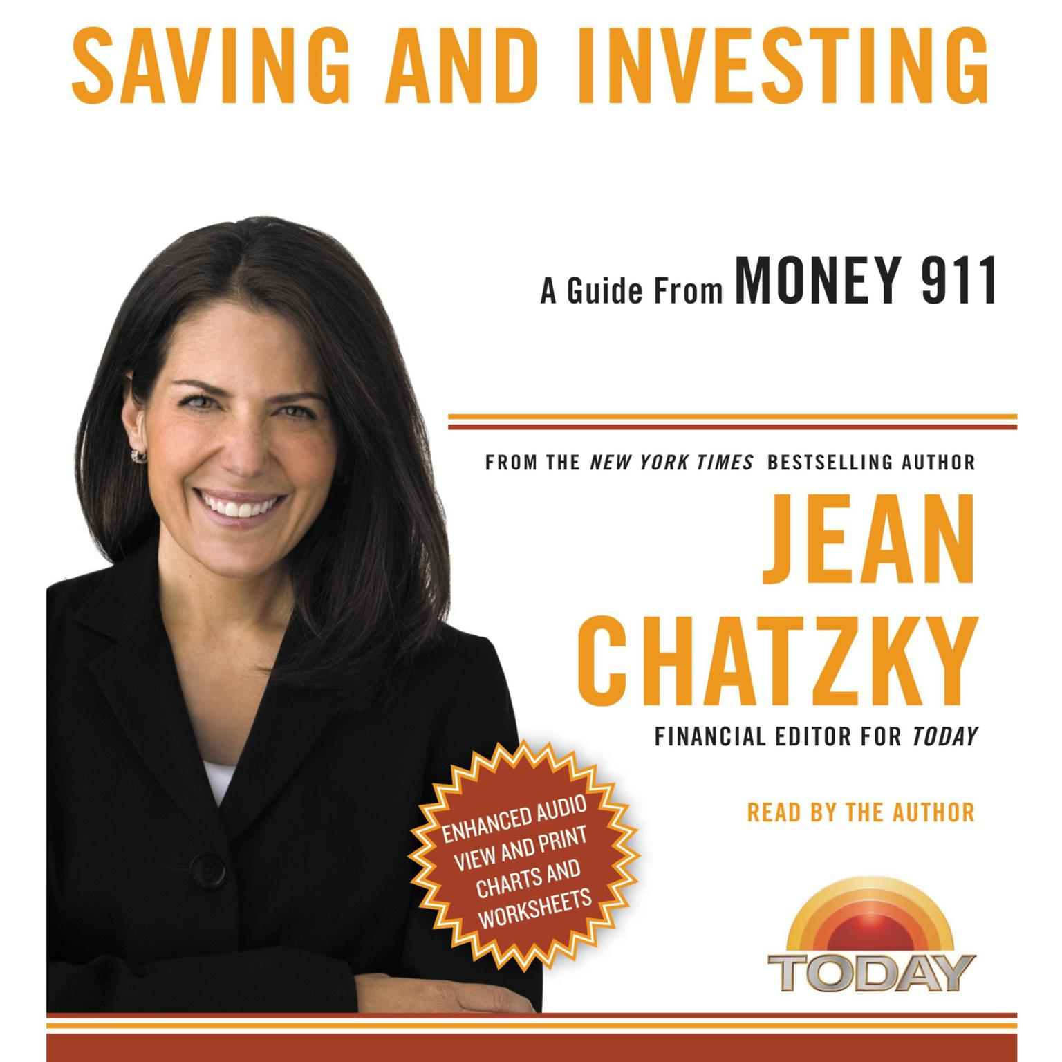 Printable Money 911: Saving and Investing Audiobook Cover Art