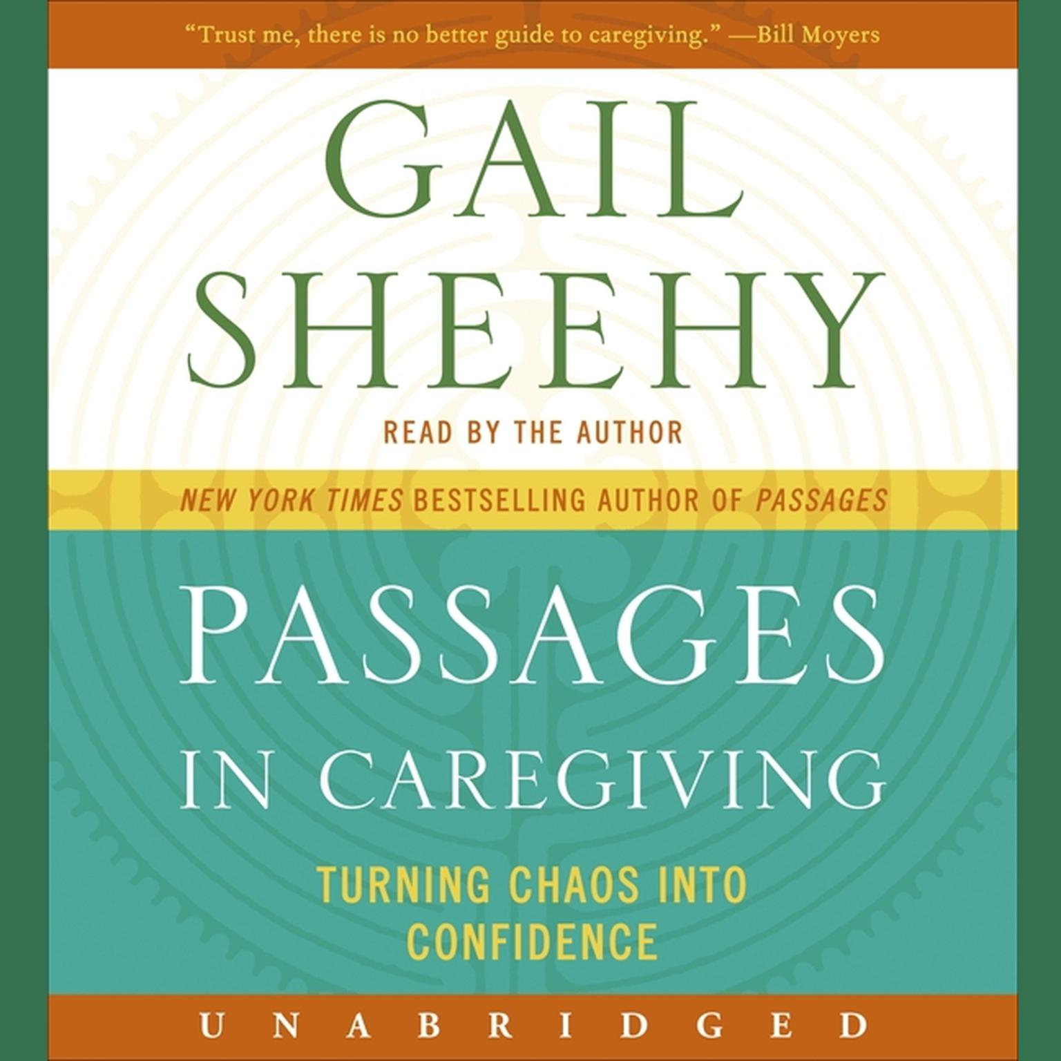 Printable Passages in Caregiving: Turning Chaos into Confidence Audiobook Cover Art
