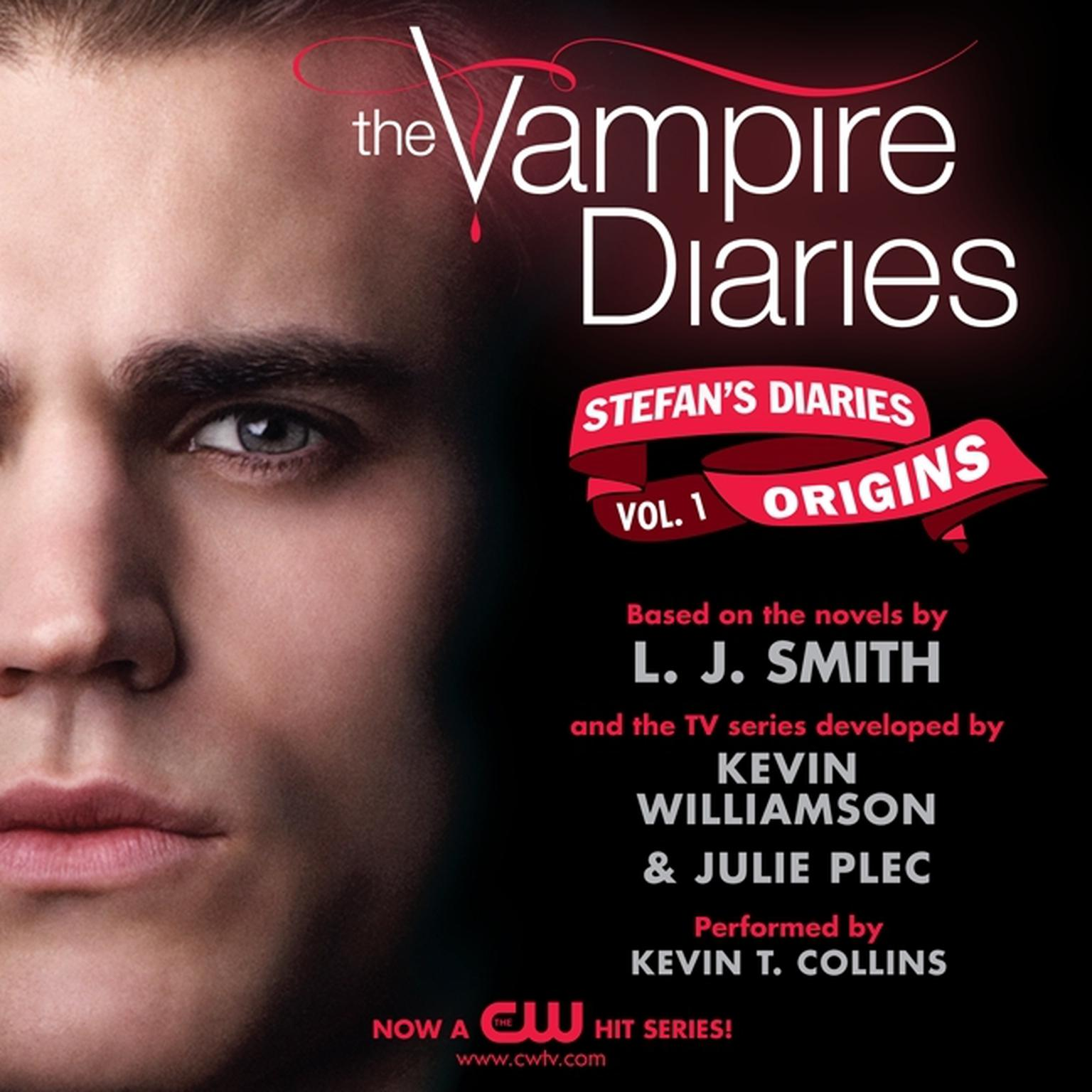 Printable The Vampire Diaries: Stefan's Diaries #1: Origins Audiobook Cover Art