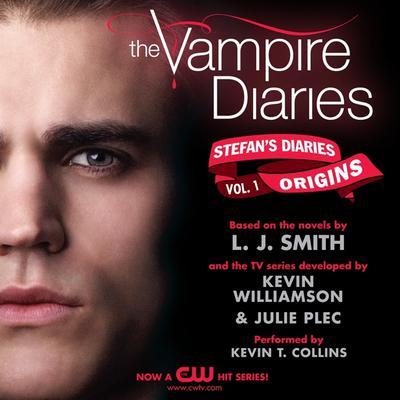 The Vampire Diaries: Stefans Diaries #1: Origins Audiobook, by L. J. Smith