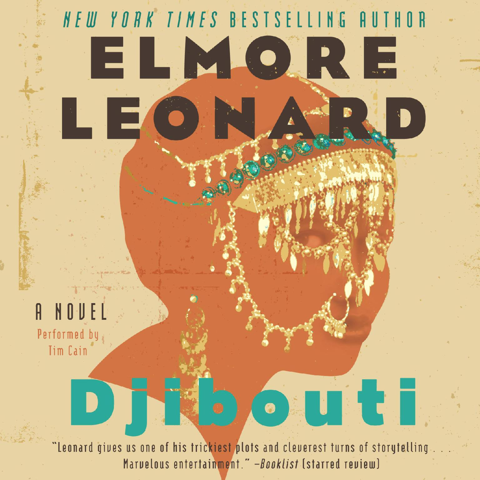 Printable Djibouti: A Novel Audiobook Cover Art