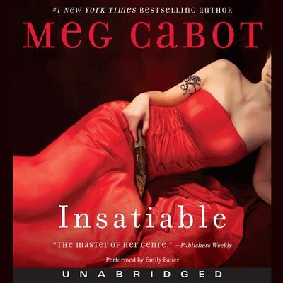 Insatiable Audiobook, by Meg Cabot