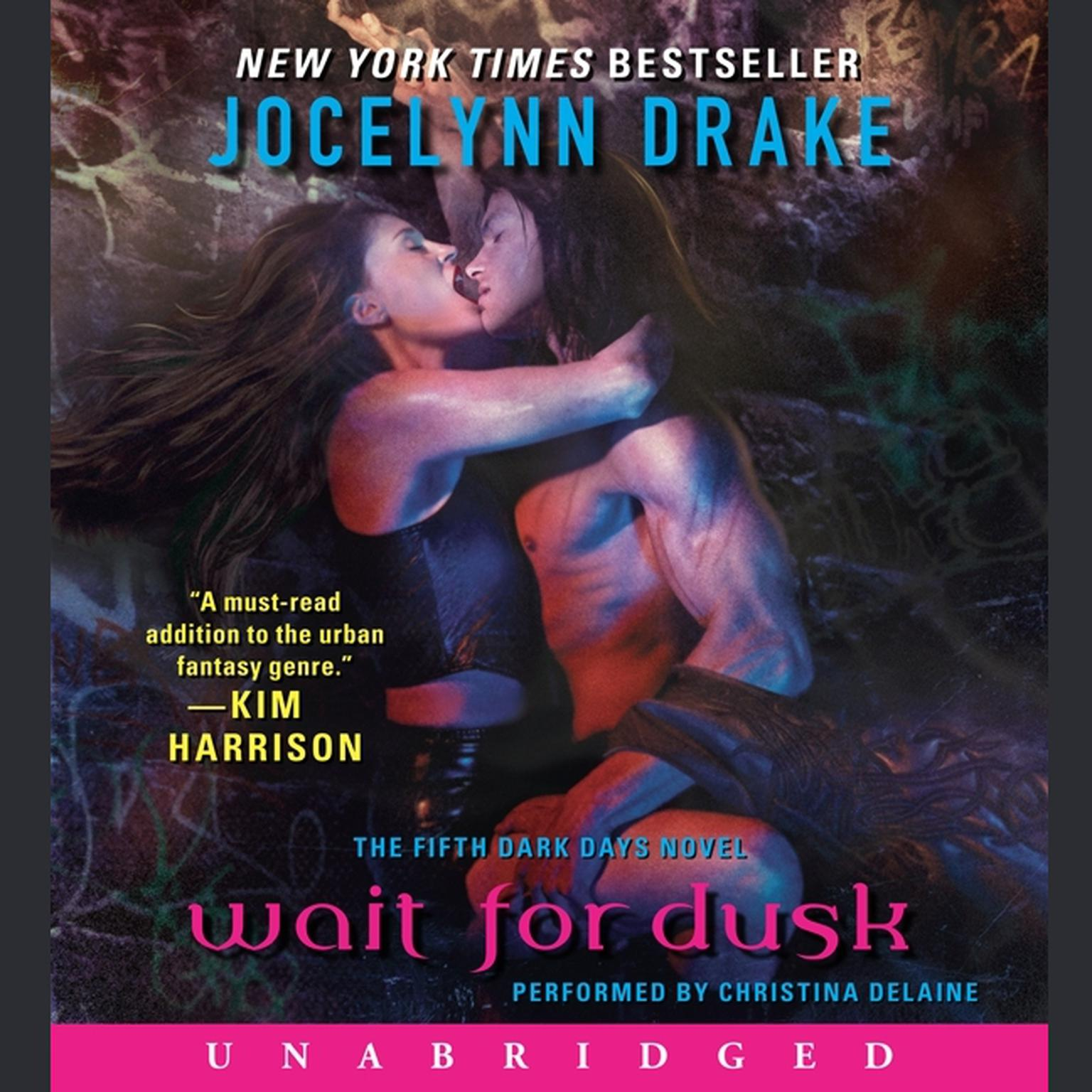 Printable Wait for Dusk: The Fifth Dark Days Novel Audiobook Cover Art