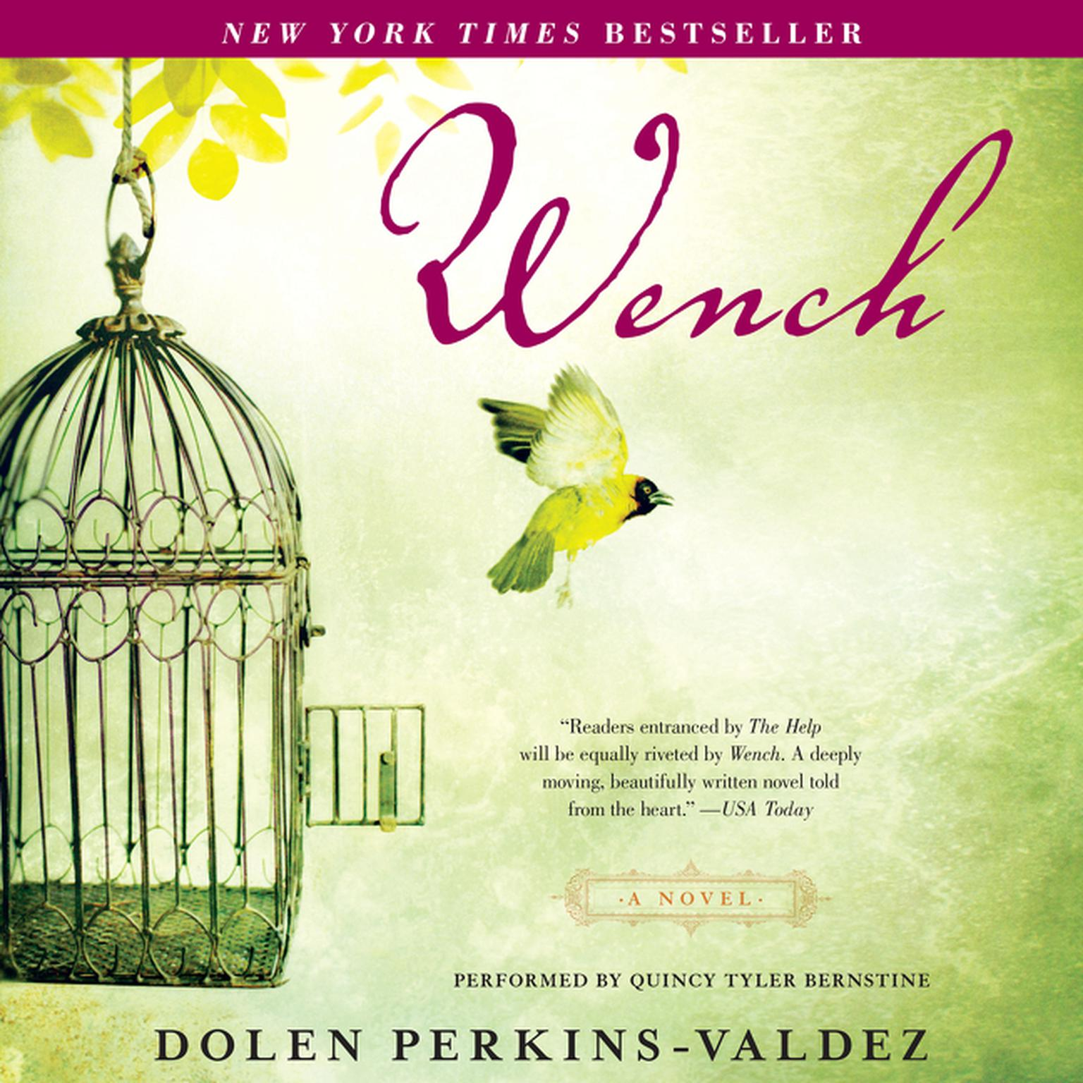 Printable Wench: A Novel Audiobook Cover Art