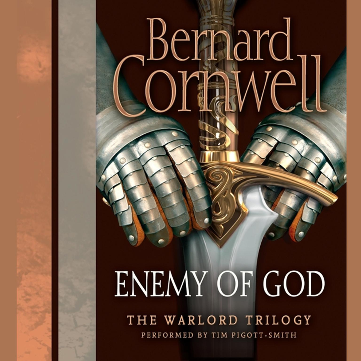 Printable Enemy of God Audiobook Cover Art