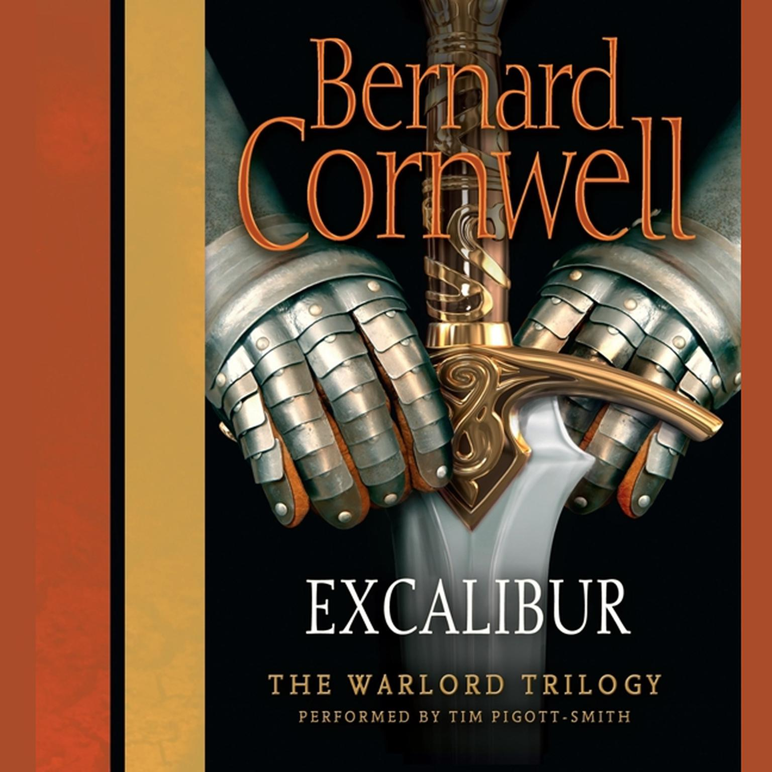 Printable Excalibur Audiobook Cover Art