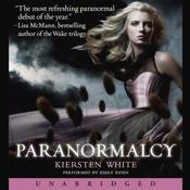 Paranormalcy Audiobook, by Kiersten White