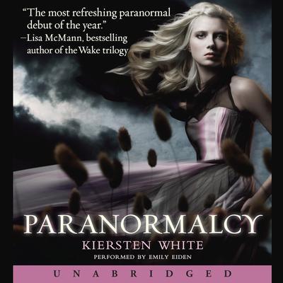 Paranormalcy Audiobook, by Kiersten White