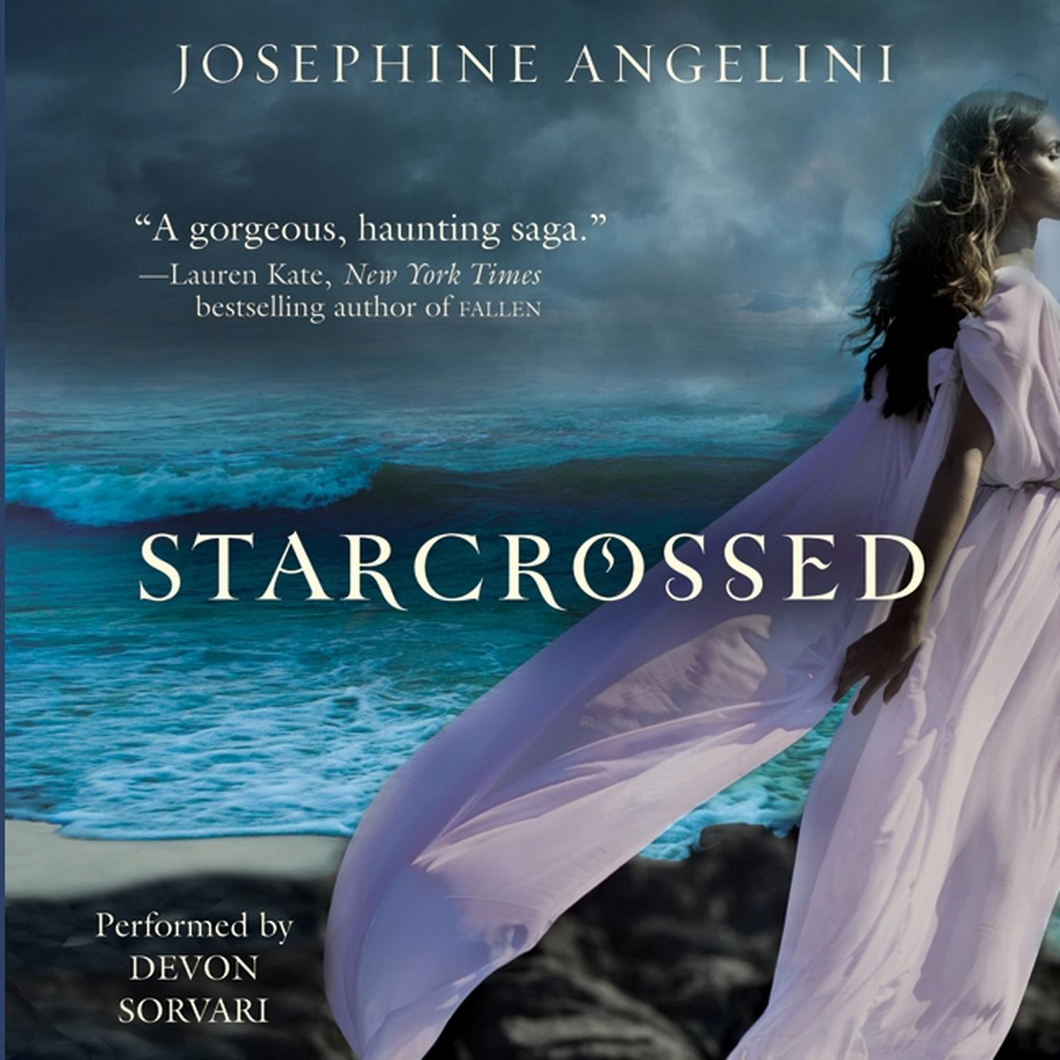 Printable Starcrossed Audiobook Cover Art