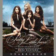 Pretty Little Liars Audiobook, by Sara Shepard