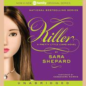 Killer: A Pretty Little Liars Novel, by Sara Shepar