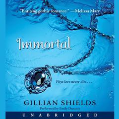 Immortal Audiobook, by Gillian Shields