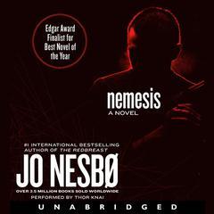 Nemesis Audiobook, by Jo Nesbo, Jo Nesbø