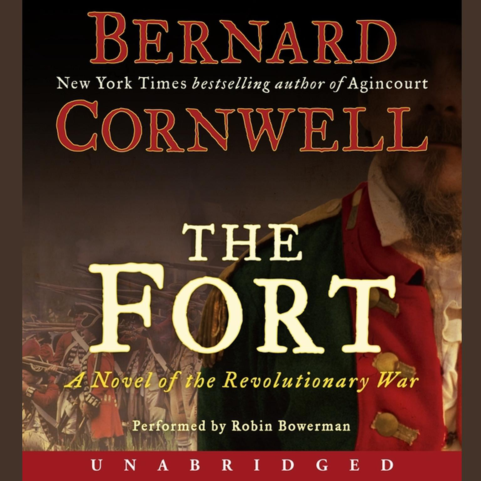 Printable The Fort: A Novel of the Revolutionary War Audiobook Cover Art
