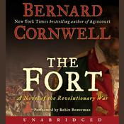 The Fort: A Novel of the Revolutionary War Audiobook, by Bernard Cornwell