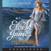 A Kiss at Midnight, by Eloisa James