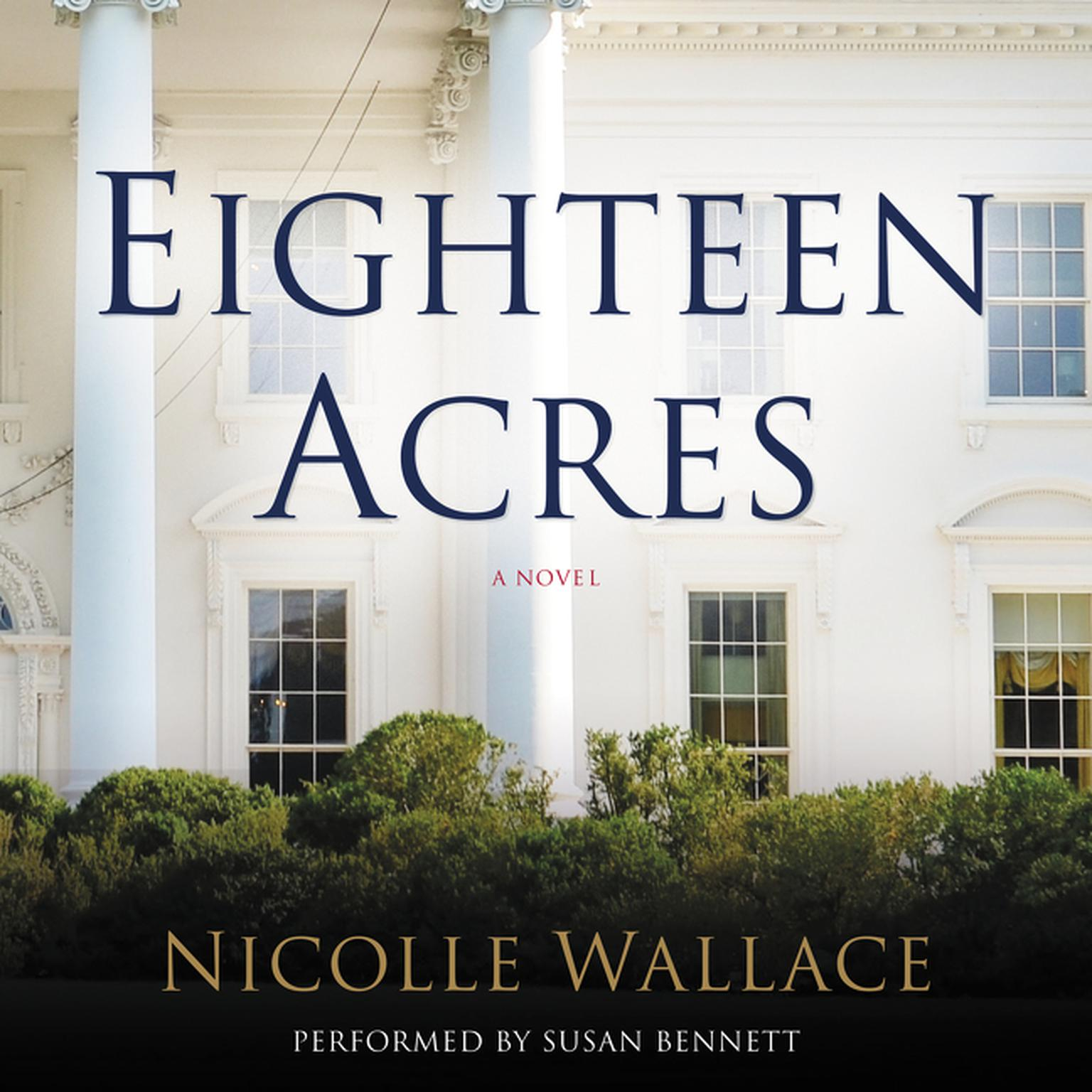 Printable Eighteen Acres: A Novel Audiobook Cover Art