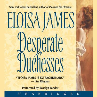 Desperate Duchesses Audiobook, by