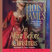 An Affair before Christmas, by Eloisa James