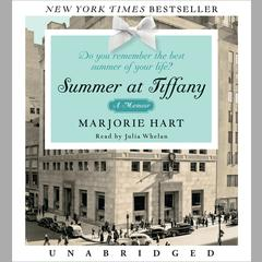 Summer at Tiffany Audiobook, by Marjorie Hart