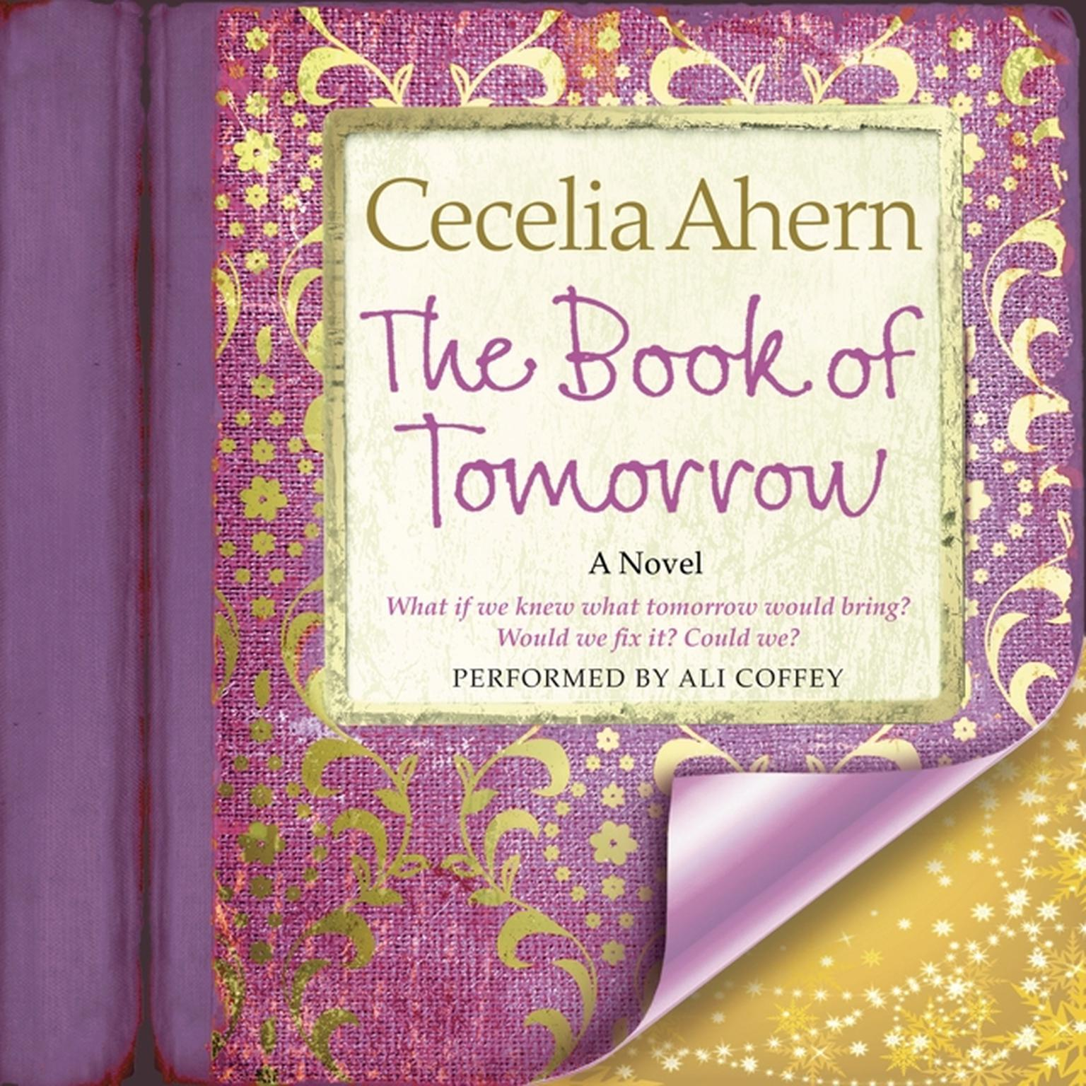 Printable The Book of Tomorrow: A Novel Audiobook Cover Art