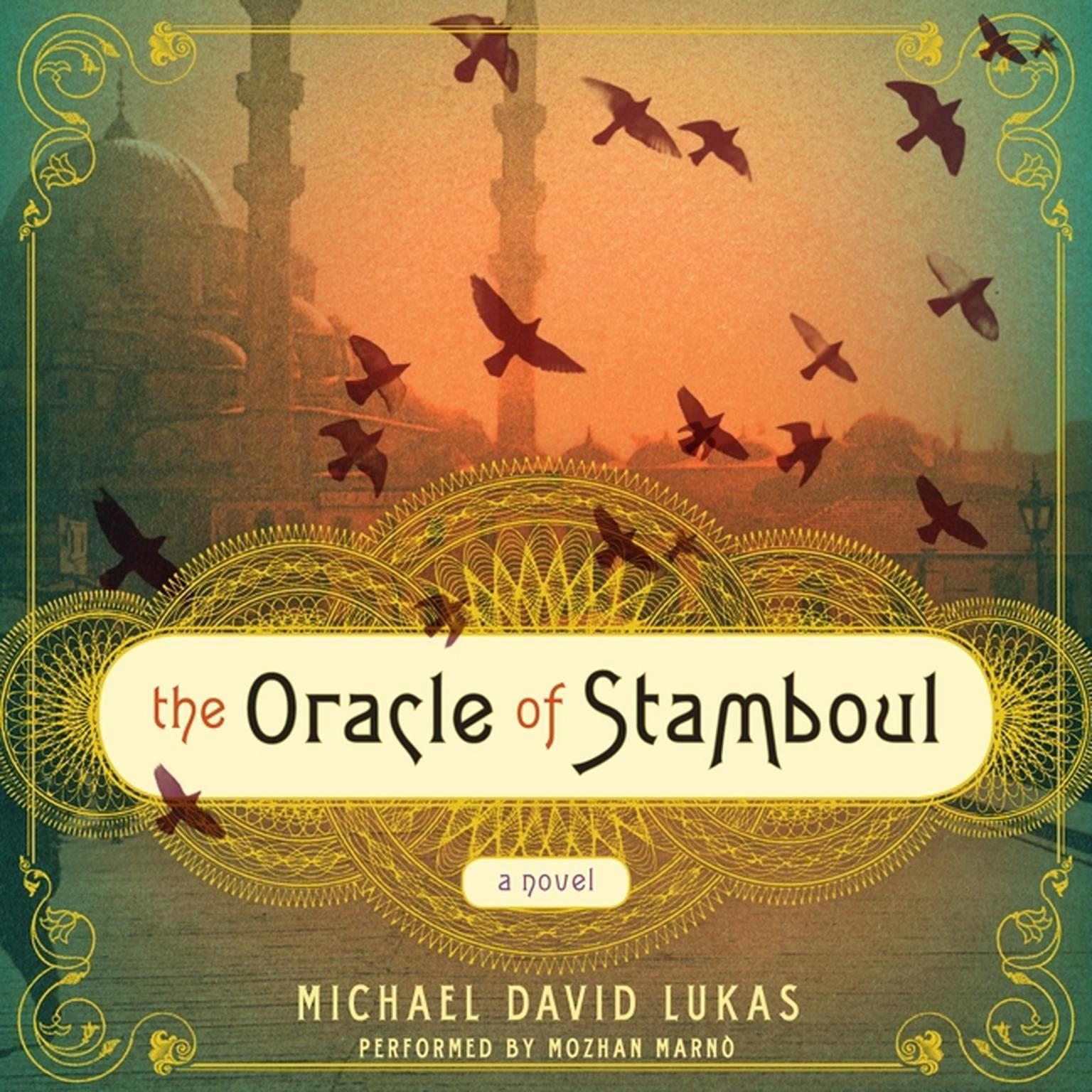 Printable The Oracle of Stamboul: A Novel Audiobook Cover Art