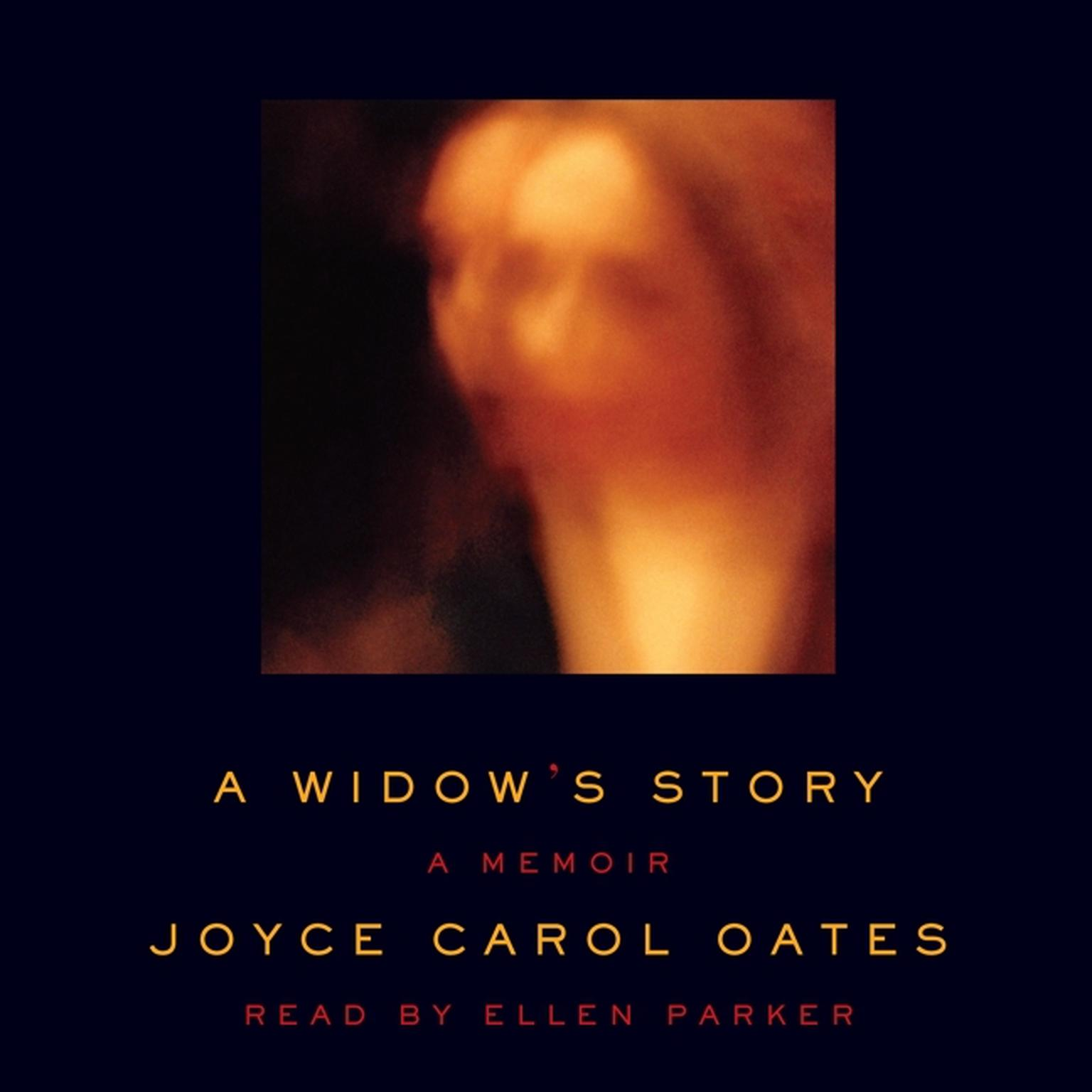 Printable A Widow's Story: A Memoir Audiobook Cover Art