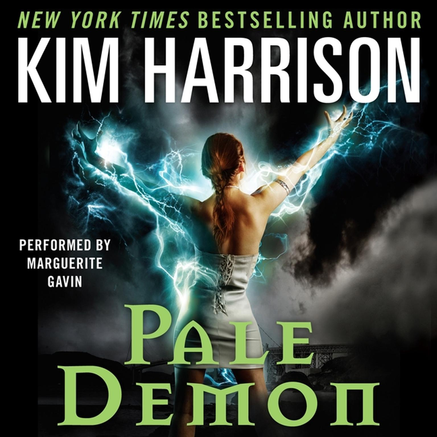Printable Pale Demon Audiobook Cover Art