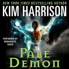 Pale Demon Audiobook, by Kim Harrison