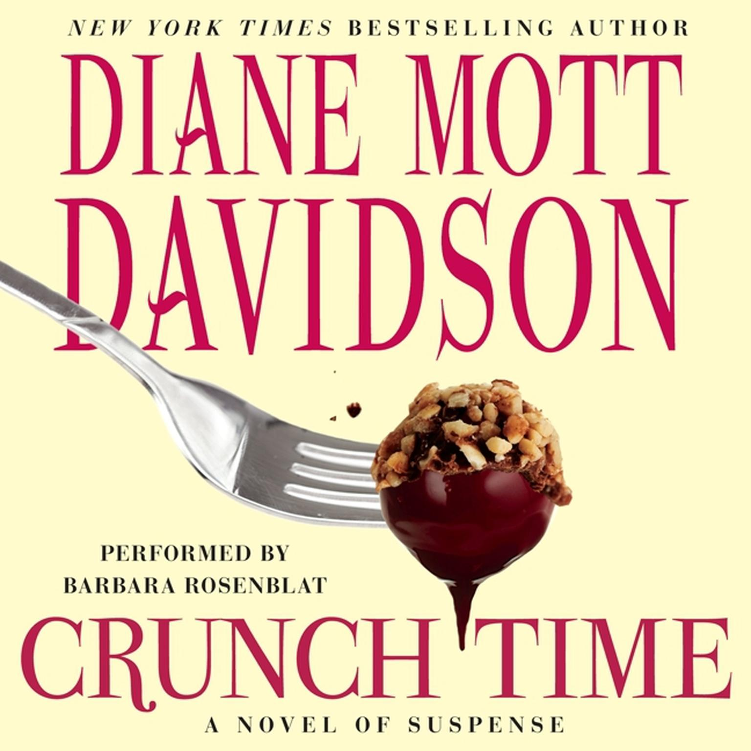Printable Crunch Time: A Novel of Suspense Audiobook Cover Art