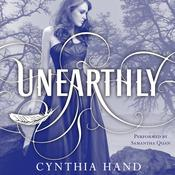Unearthly Audiobook, by Cynthia Hand